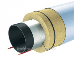 Thermal insulation for conditioning pipes