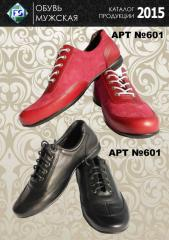Men's shoes article 601