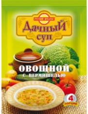 Soup Country Vegetable with vermicelli 60gr