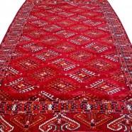 Turkmen carpet yomut design SUB-0050