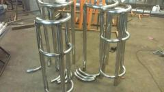 Metalwork from stainless steel