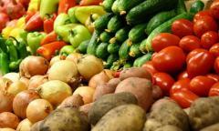 Vegetables wholesale in Uzbekistan