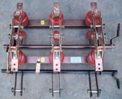 RFVZ-10/400 disconnectors (630, 1000)