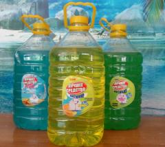 Detergent for ware of 5 l