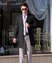 Man's outerwear