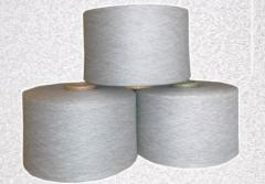 Yarn mixed (polyester and cotton)