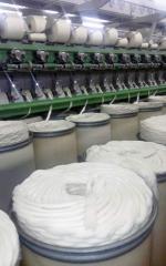 Yarn cotton Ne 36/1