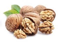 Dried fruits walnuts.