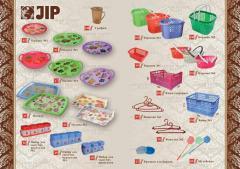 Подносы, корзины, вешалки, ящики, крышки пластиковые