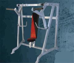 Тренажер для жима от груди сидя (Хаммер) Alpha