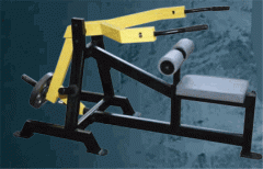 Exercise machines. Bars on free scales of Alpha