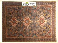 Carpet natural wool