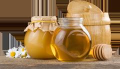 Honey mountain natural