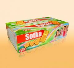 Boxes for the Sotka cookies