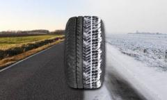Tires are all-weather