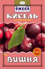 Kissel Cherry instan