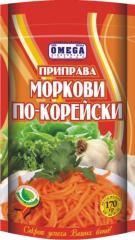 Seasoning for Poe-Korean Carrots