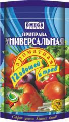 Приправа Универсальная 12 овощей и трав