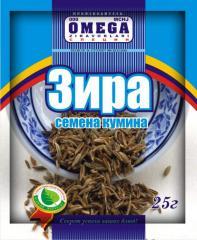 Zira. Syomina of kumin 25 gr