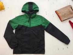 Jacket raincoa