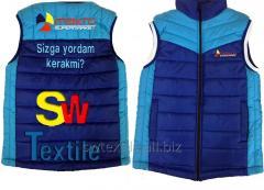 He vest warmed