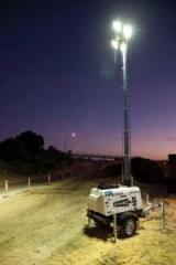Осветительная мачта TowerLight Модель VT 8