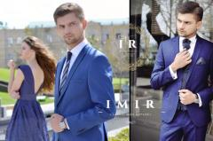 Branded IMIR Classic clothes