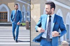 Мужские костюмы, брюки, пиджаки, жилеты