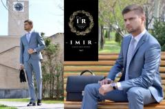 Trousers jackets suits for men