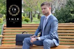 Брюки мужские европейского уровня качества IMIR