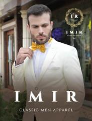 Men's wear IMIR Classic brand