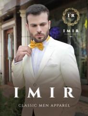 Одежда мужская бренд IMIR Classic