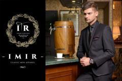 Мужской костюм IMIR Classic