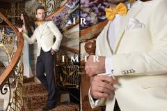 Pánské svatební obleky