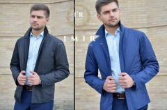 Outerwear for men of an IMIR Classic jacke
