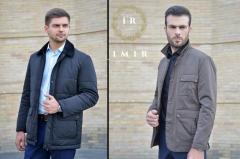 Куртки осенние мужские IMIR Classic