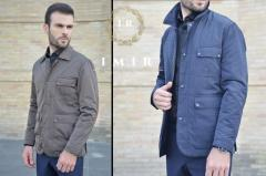 Jackets for men natural fabrics