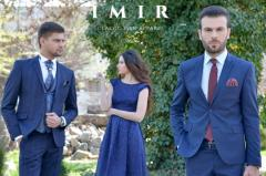 Wide choice of men's suits
