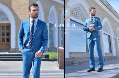 Men's suit 111