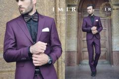 Men's suits and accessories of IMIR Group