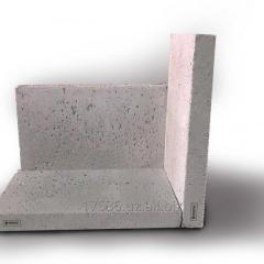 Plates polystyreneconcrete (PPB) D 250-D300, D400