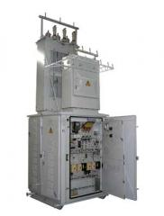 Complete transformer substation like KTPO