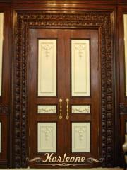 Дверь межкомнатная Кorleone под размер заказчика