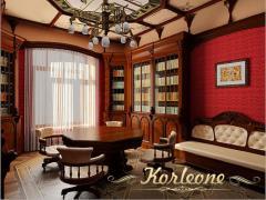 El gabinete del árbol Кorleone bajo la dimensión