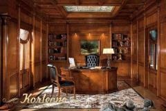 Vezetők hivatali helyiségei