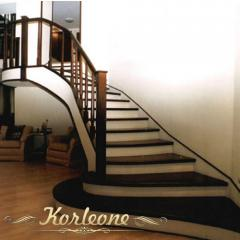 Belső lépcsőn