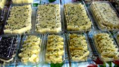 The Kokand Halvah with pistachios
