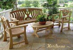 Garden furniture of Korleone C01