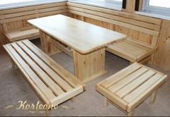 Garden furniture of Korleone C02
