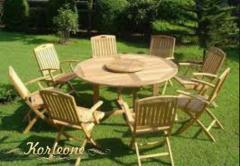 Садовая мебель Кorleone С05